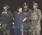 Formaliza EU 2 peticiones de extradición de ´El Chapo´