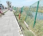 Urge rehabilitar el Parque Lineal