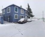 Reportan nevadas en estados del norte del país