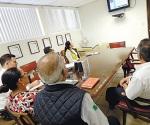 Evalúan metas de salud en forma virtual