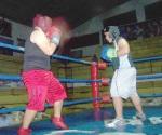 ´Explosión en el ring´, Reynosa vs. Matamoros