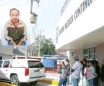 Consterna el deceso de guardia del IMSS