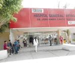Retrasará operación de unidad de diálisis en el Hospital General