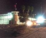 Catean el penal de Reynosa