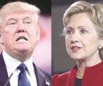 Arrasan Trump y Clinton en Florida