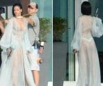 Rihanna filma video sin sostén y con un arma