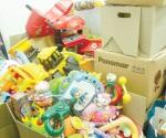 Harán colecta de juguetes en Cruz Roja local