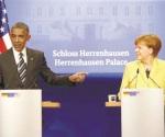 Arman minicumbre europea con Obama