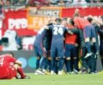 Despide Atleti al Bayern