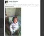 Detienen a mujer que pedía 150 mp por su hijo en Face