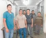 Detienen a 6 mexicanos porque iban a cruzar a EU