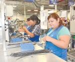 Mejora la generación de empleos