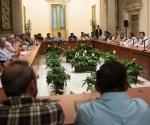 Pactan Segob y CNTE seguir diálogo