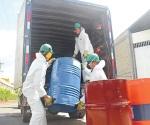 Manejan residuos peligrosos y no cumplen con ley