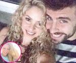 Sufre Shakira con 'selfie'
