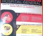 Precisan en el HG qué son urgencias