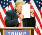 Información secretaen manos de Trump, hace temblar a EU