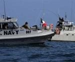 Vigilan México y EU costas de California