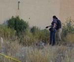 Encuentran sin vida a indigente en Loma Real