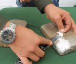 Aseguran más de 200 gramos de droga en la Col. Guerrero