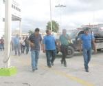 Se reúne transporte público con autoridades