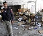 Ataque a iglesia deja 17 muertos y 50 heridos en Paquistán