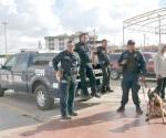 Mantienen federales vigilancia carretera