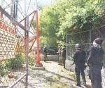 Desactivan antena de radio clandestina