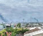 Paralizan la ciudad con quemas