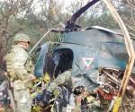 Mueren dos militares en desplome