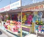 Esperan repunte en venta de flores