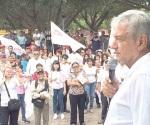 Crece afiliación a Morena en Río Bravo