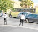 Esperan luz verde tránsitos para aplicar multas