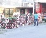 Esperan florerías repunte en ventas