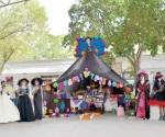 Conservan tradiciones en sistema DIF