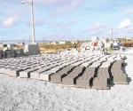 Suben costos de materiales para la construcción