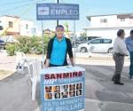 Salen a calle maquilas por mano de obra