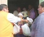 Urge alivio a necesidades de residentes de la villa