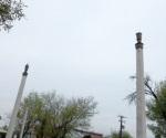 Piden arreglen la plaza Juárez