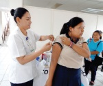 Piden su vacuna
