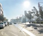 Invade humo toda la ciudad