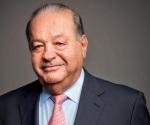 Llama Carlos Slim a rueda de prensa