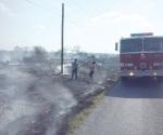 Descuido en quema de basura causa incendio