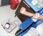 Promueven donación de sangre
