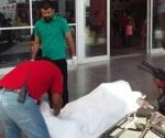 Adulto mayor sufre caída y muere en centro comercial en RB
