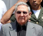 Critica Raúl Castro las políticas de Trump