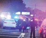 Atacan cuartel de PF; hay 3 heridos