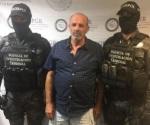 Detiene PGR a líder de la Mafia Italiana en Madero