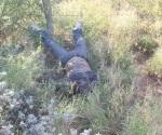 Encuentran cadáver en estado de descomposición