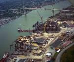 Puerto de Tampico, líder en construcción de plataformas petroleras